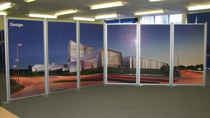 Event stands