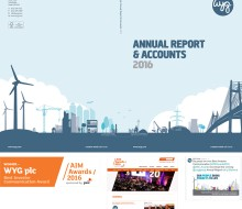 WYG Annual Report & Accounts 2015-16