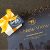 WYG event branding and invitations