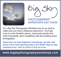 Big Sky Photography Workshops