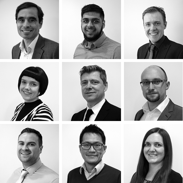 WYG staff portraits