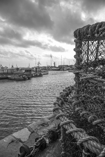 Fishing harbours