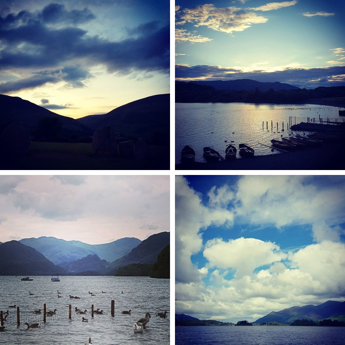 Instagram in the Lake District